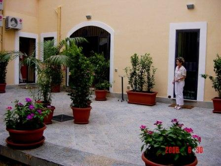 Al Giardino Dell'alloro, Palermo, Italy, coolest hostels in the world in Palermo