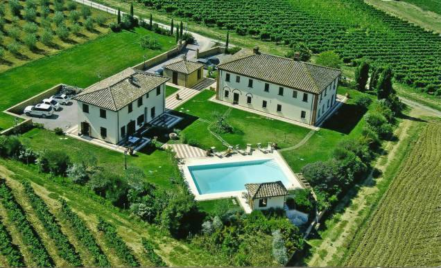 Antico Podere, Montepulciano Stazione, Italy, bed & breakfasts for vacationing in winter in Montepulciano Stazione