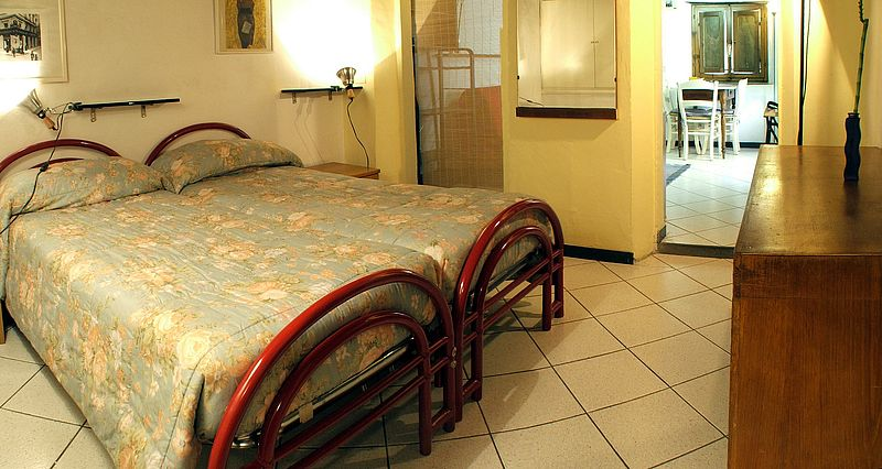Apartment The Holiday, Florence, Italy, Michelin rated hostels in Florence