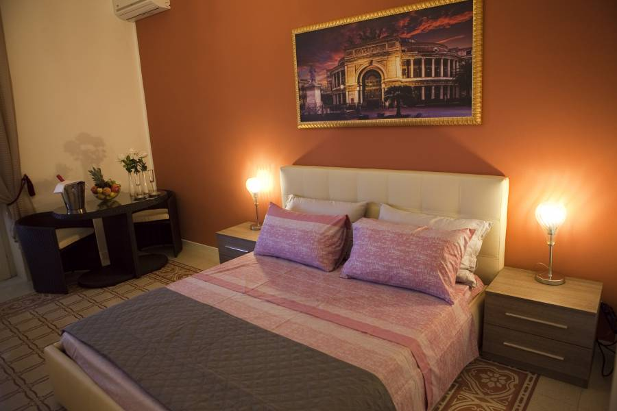 Aragona74 BnB, Palermo, Italy, bed & breakfasts for the festivals in Palermo