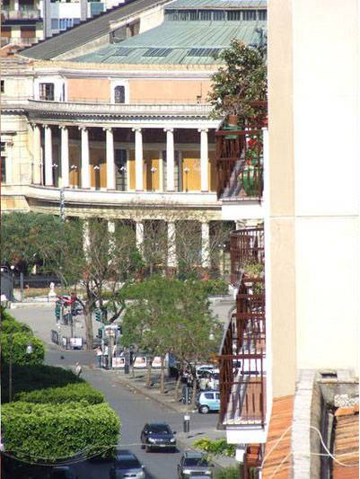 Attico Politeama, Palermo, Italy, where to stay and live in a city in Palermo