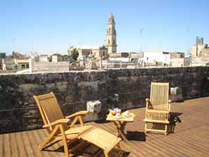 Azzurretta Bed and Breakfast, Lecce, Italy, what are the safest areas or neighborhoods for bed & breakfasts in Lecce
