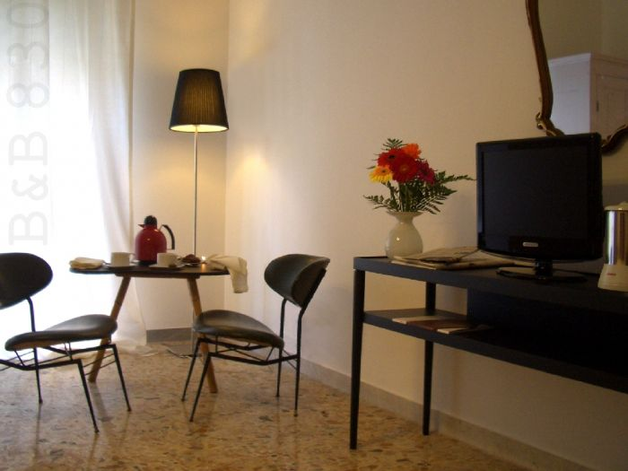 B and B 830, Rome, Italy, the world's best green hostels in Rome