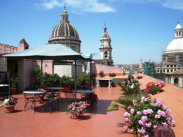 B and B San Placido Inn, Catania, Italy, Italy hostels and hotels