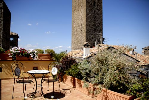 B and B Serenamente, Viterbo, Italy, best travel website for independent and small boutique bed & breakfasts in Viterbo