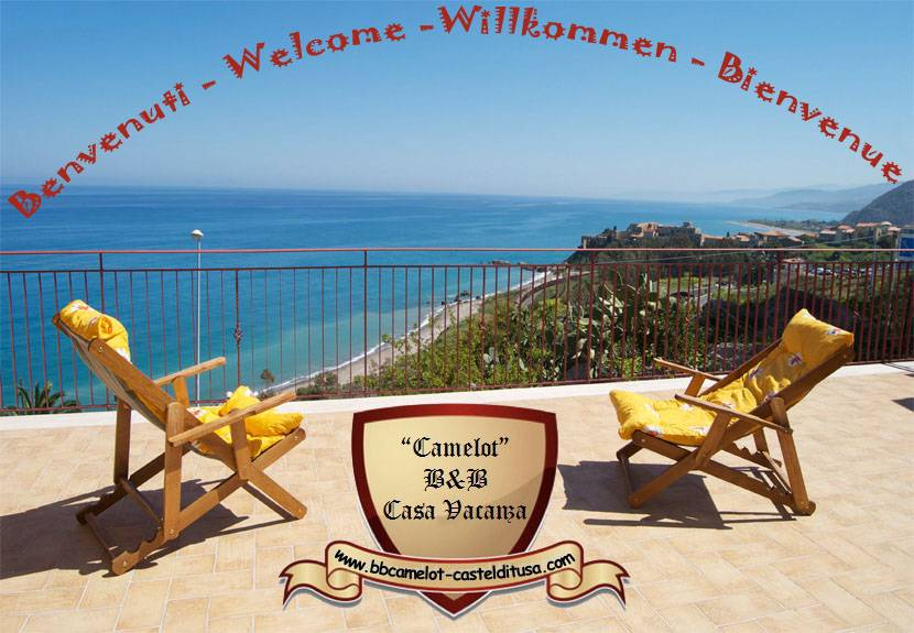 BB Camelot, Messina, Italy, Italy bed and breakfasts and hotels