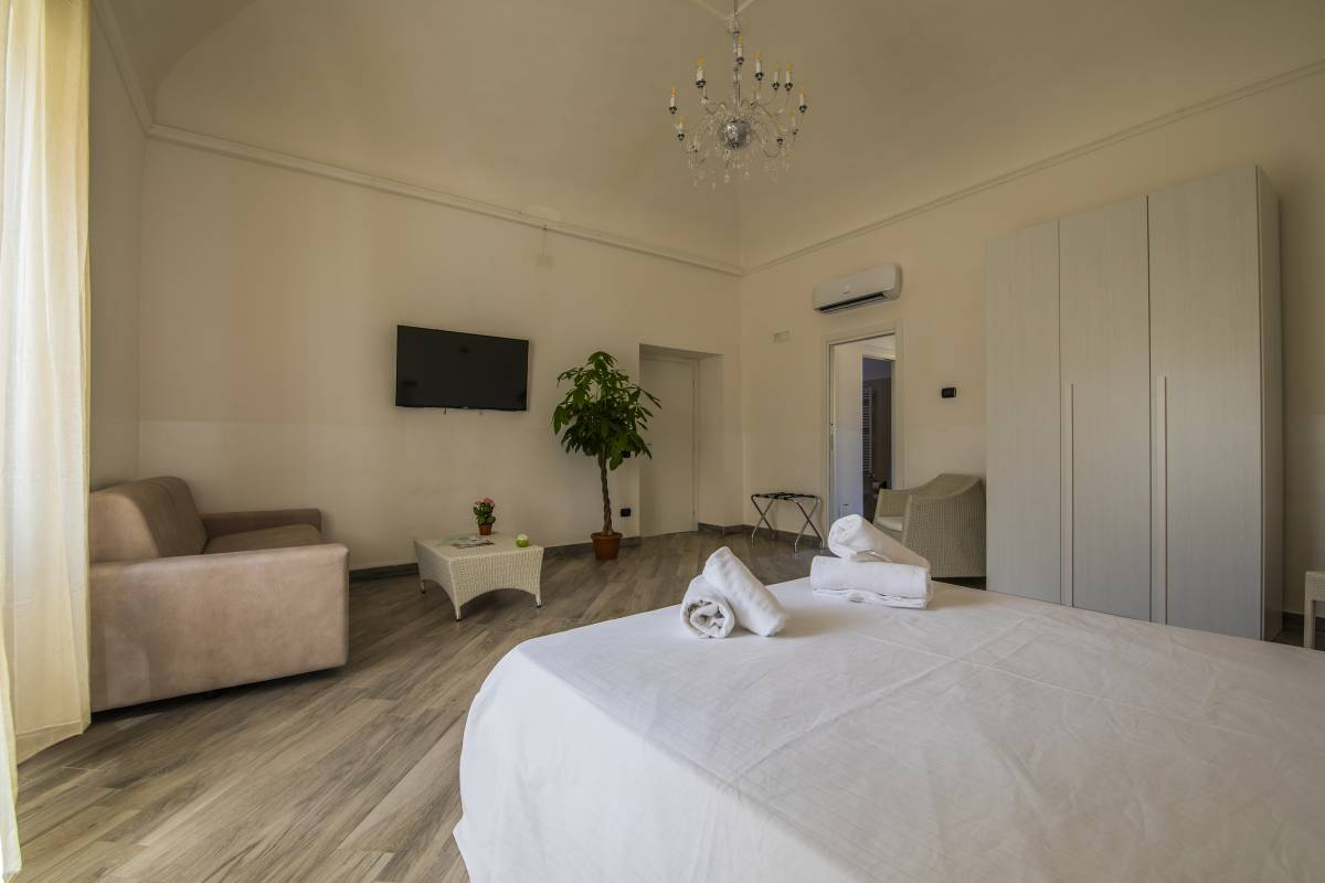 BB Macellum, Pompei, Italy, bed & breakfasts with non-smoking rooms in Pompei