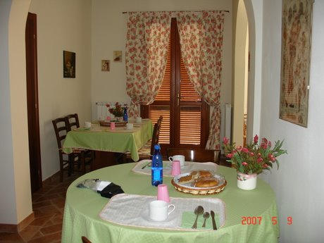 BB Stella, Florence, Italy, bed & breakfasts for the festivals in Florence