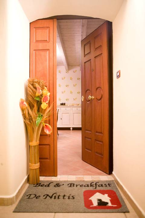 Bed and Breakfast De Nittis, Barletta, Italy, alternative bed & breakfasts, hotels and inns in Barletta