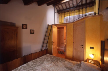 Bed and Breakfast San Firmano, Montelupone, Italy, Οικογενειακό κρεβάτι & Πρωινά σε Montelupone