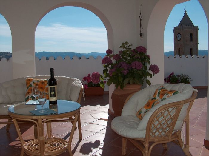 Bed and Breakfast Santa Maria, Oliena, Italy, romantic bed & breakfasts and destinations in Oliena