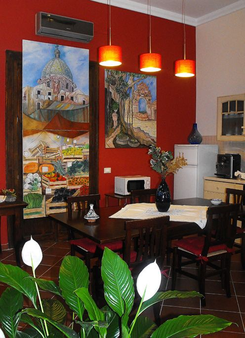 BnB Casa Degli Artisti, Palermo, Italy, Italy bed and breakfasts and hotels
