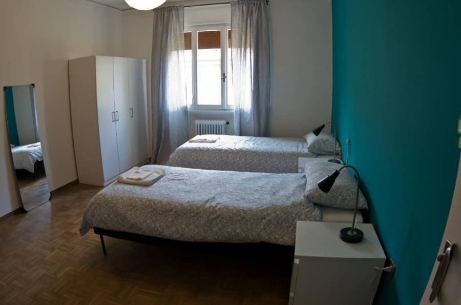 BnB La Tana del Lupo, Padova, Italy, where to stay and live in a city in Padova