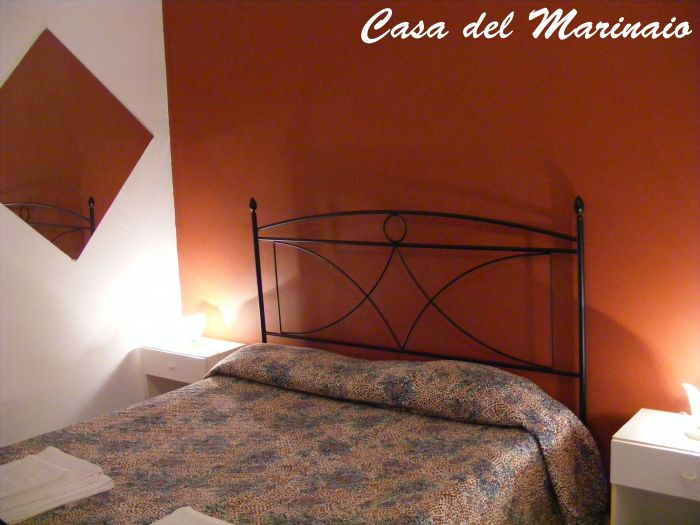 Casa del Marinaio, Trapani, Italy, backpackers gear and staying in cheap hotels or budget hostels in Trapani