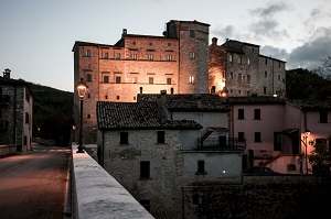 Castello del Barone di Beaufort, Belforte all'Isauro, Italy, Italy hostels and hotels