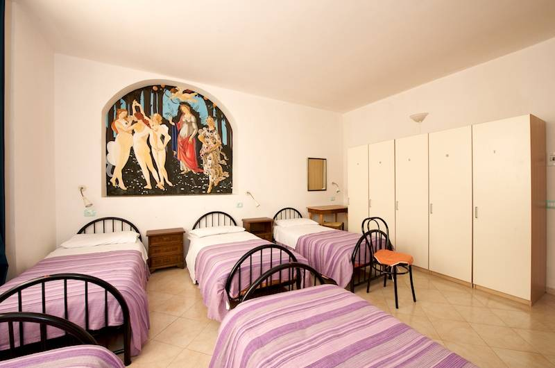 Central Hostel, Florence, Italy, Italy bed and breakfasts and hotels