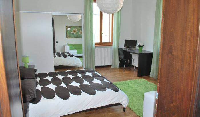 ARooms - Search available rooms and beds for hostel and hotel reservations in Bergamo 1 photo