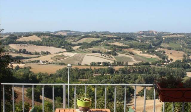 B and B Terrazza In Collina, Marche (The Marches), Italy bed and breakfasts and hotels 6 photos
