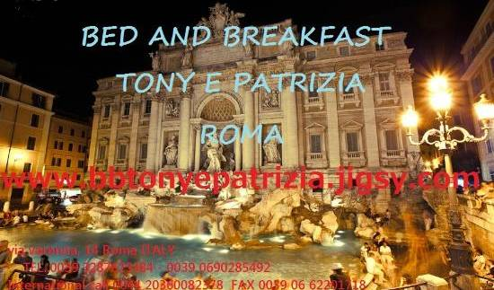 Bed and Breakfast Tony e Patrizia -  Rome, favorite bed & breakfasts in popular destinations in Lazio (Latium), Italy 11 photos