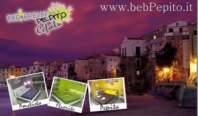 BnB Pepito Cefalu - Search available rooms and beds for hostel and hotel reservations in Cefalu 17 photos