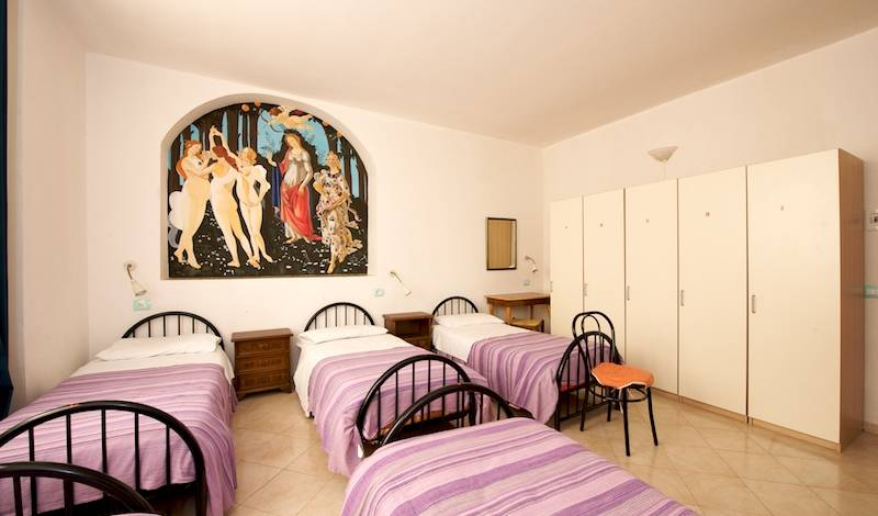 Central Hostel - Search available rooms and beds for hostel and hotel reservations in Florence, youth hostel 9 photos