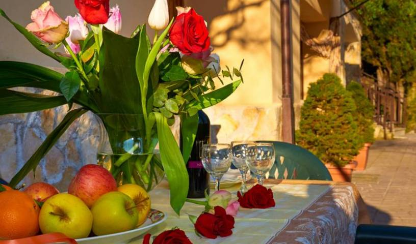 Country House Villa Pietro Romano -  Castel Madama, Segni, Italy bed and breakfasts and hotels 25 photos
