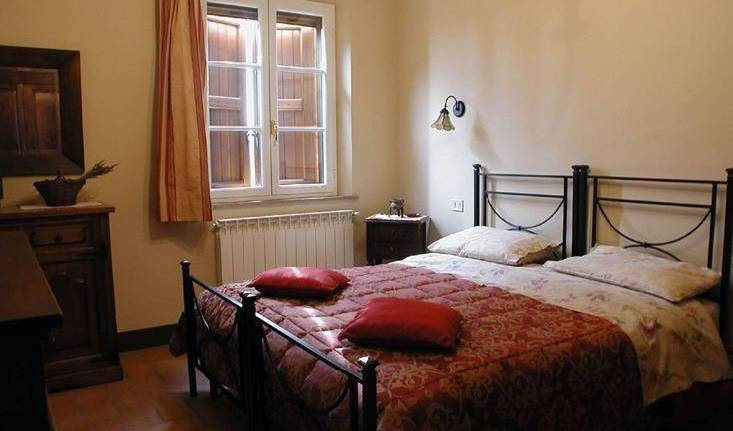 Emma B and B -  Lucca, bed & breakfast and hotel world accommodations in piazzano lucca, Italy 5 photos