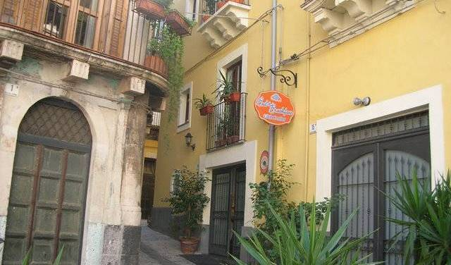 Globetrotter Catania, Michelin rated hostels in Catania, Italy 1 photo