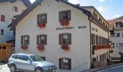 Haus Mair - Search available rooms and beds for hostel and hotel reservations in Colle Isarco 1 photo