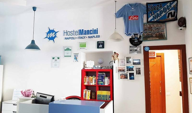 Hostel Mancini - Search available rooms and beds for hostel and hotel reservations in Napoli 25 photos