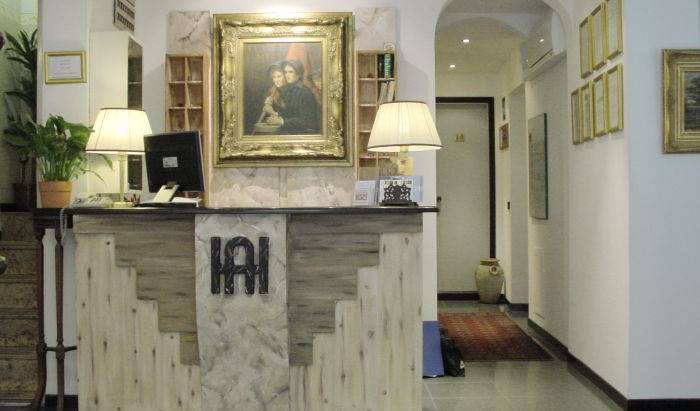 Hotel Ariston, best travel website for independent and small boutique bed & breakfasts in Rignano sull'Arno, Italy 8 photos