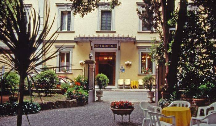 Hotel Metropole - Get cheap hostel rates and check availability in Montecatini Terme 5 photos