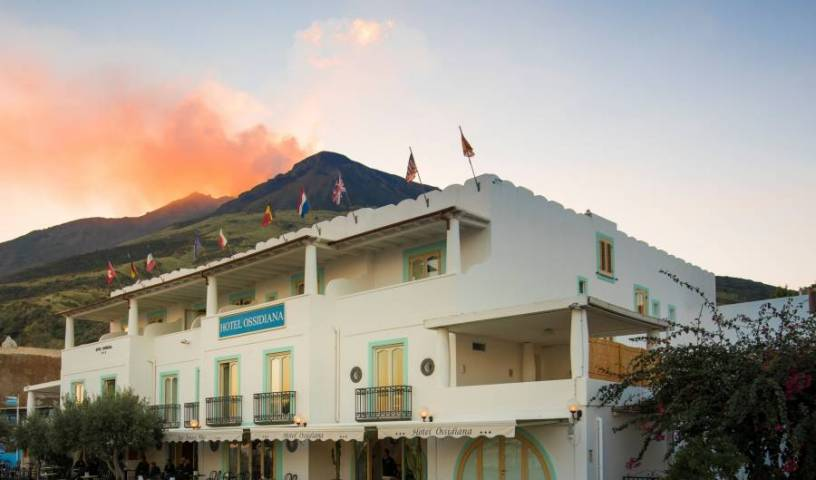 Hotel Ossidiana - Get cheap hostel rates and check availability in Stromboli, backpacker hostel 48 photos