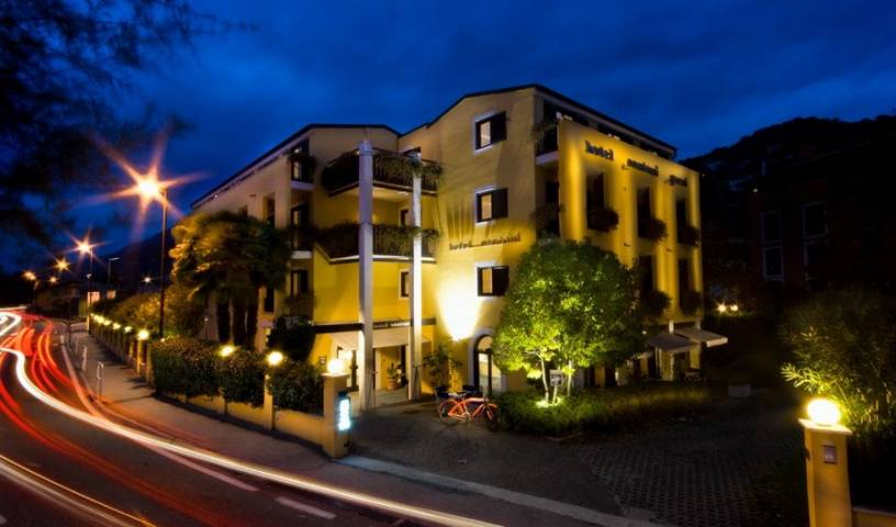 Hotel Santoni - Search available rooms and beds for hostel and hotel reservations in Torbole Sul Garda 14 photos