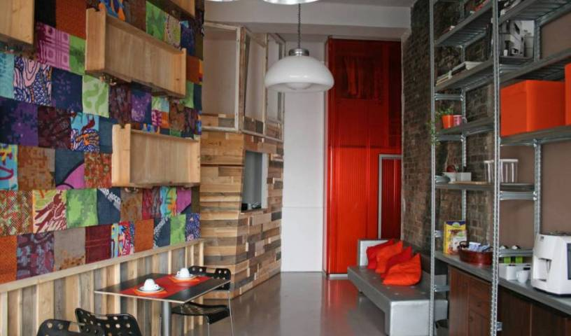 Loft Padova, the world's best green hostels in Cadoneghe, Italy 13 photos