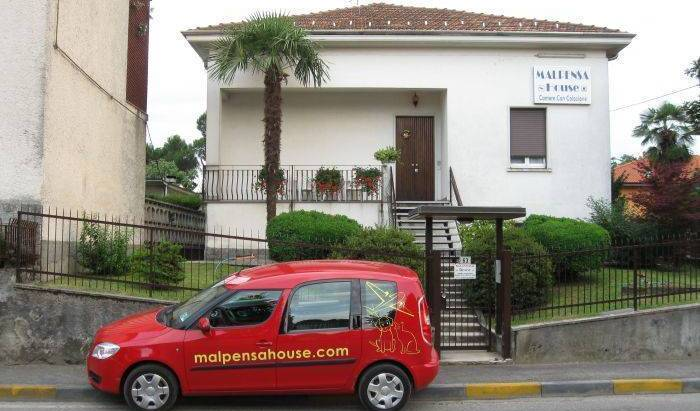 Malpensahouse - Search for free rooms and guaranteed low rates in Malpensa Airport Milan, backpacker hostel 11 photos