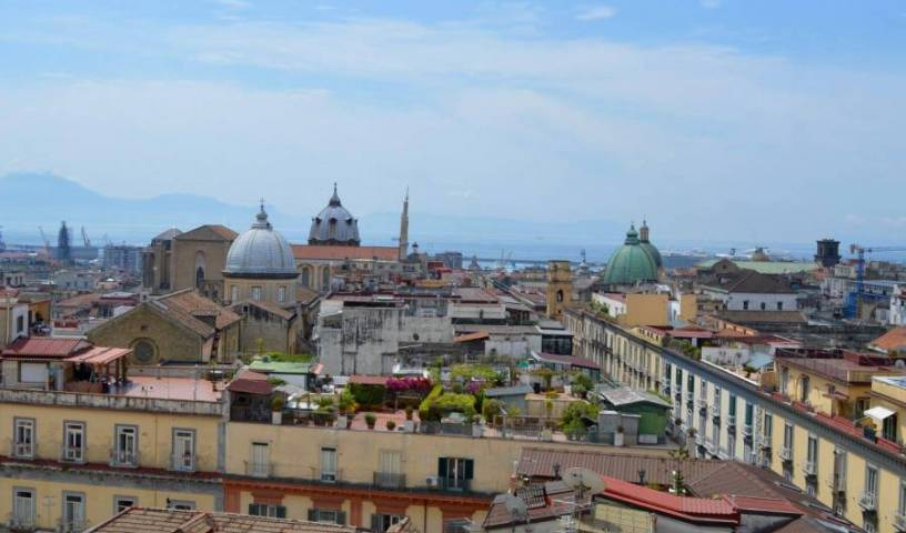 Nel Cuore di Parthenope, late bed & breakfast check in available in Giugliano in Campania, Italy 29 photos