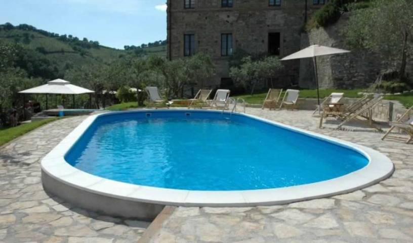 Ospitalita' Rurale Castel D'arno -  Perugia, bed & breakfasts near subway stations in Corciano, Italy 20 photos
