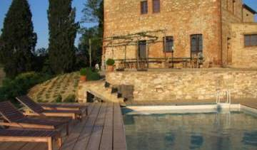 Podere Finerri -  Asciano Siena, Arezzo, Italy bed and breakfasts and hotels 7 photos