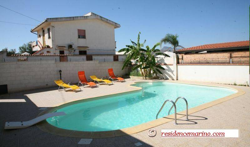 Residence Marino, hostels in locations with the best weather 7 photos