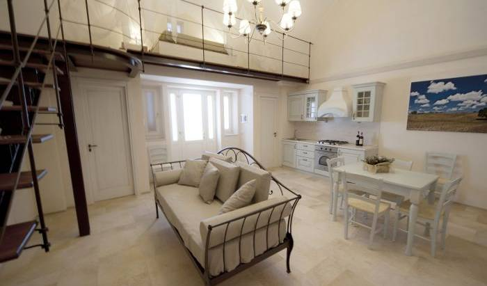 Sanvelletri House -  Fasano, Michelin rated bed & breakfasts 11 photos