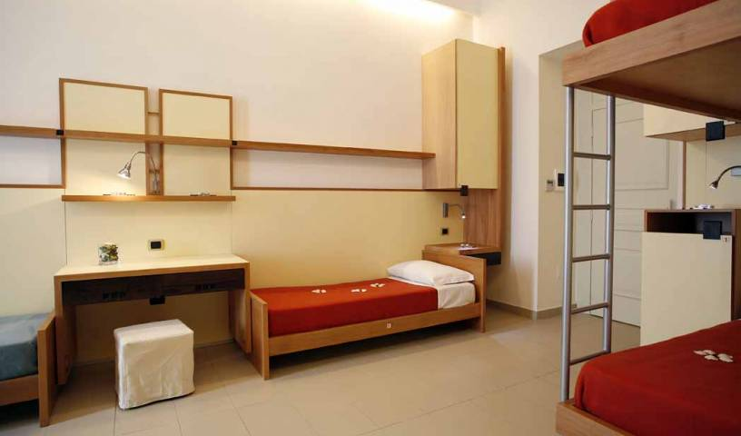 Seven Hostel - Search available rooms and beds for hostel and hotel reservations in Sorrento, excellent deals in Colli di Fontanelle, Italy 8 photos