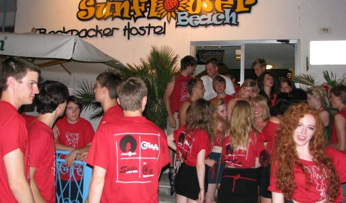 Sunflower House Youth Hostel Berna - Get cheap hostel rates and check availability in Rimini 1 photo