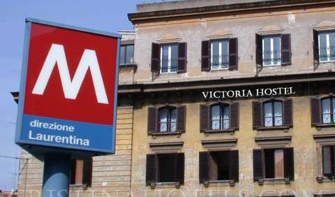 Victoria Hostel - Search for free rooms and guaranteed low rates in Rome 3 photos