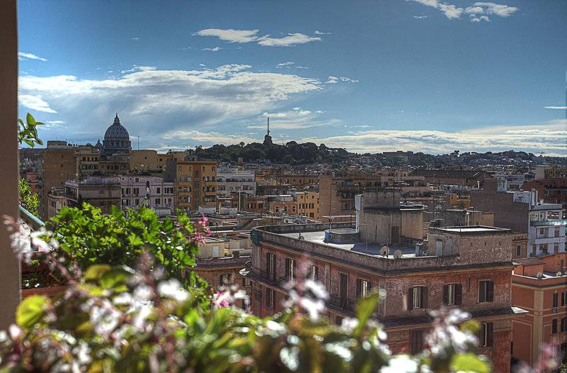 Filomena E Francesca Saint Peter's, Rome, Italy, travel locations with bed & breakfasts and hotels in Rome