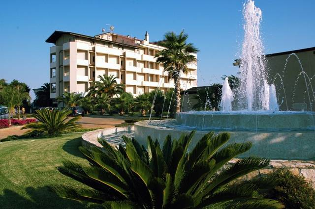 Grand Hotel President, Siderno Marina, Italy, Italy bed and breakfasts and hotels