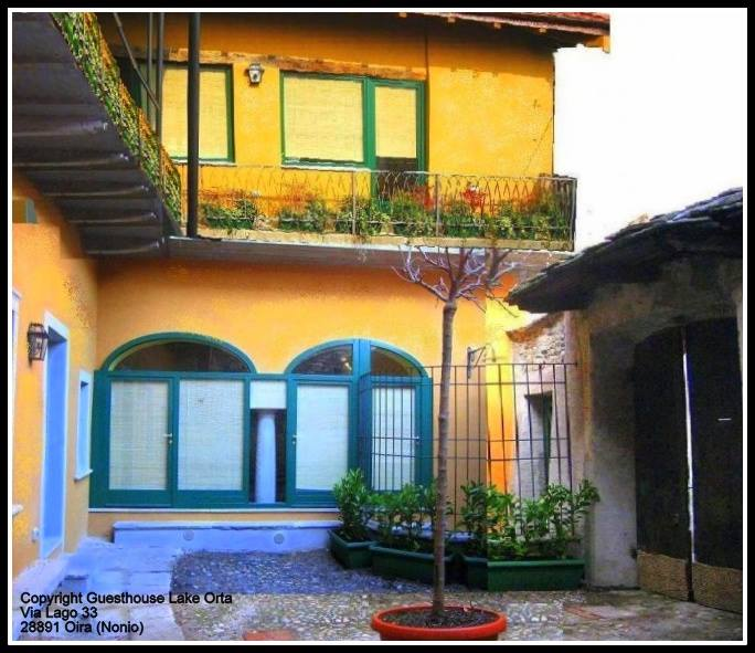 Guesthouse Lake Orta, Nonio, Italy, Italy hostels and hotels