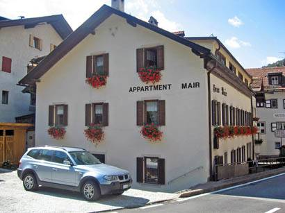 Haus Mair, Colle Isarco, Italy, Italy hostels and hotels
