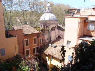 Historic House, Orange Room And Flat, Rome, Italy, Italy hostels and hotels