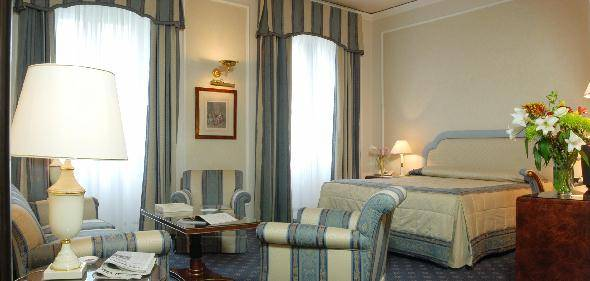 Hotel De La Ville, Florence, Italy, Italy hostels and hotels